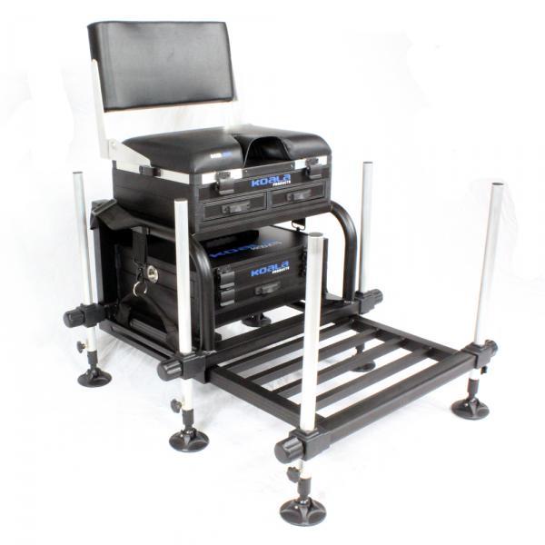 Koala products team match station seat box back rest - Koala components ...
