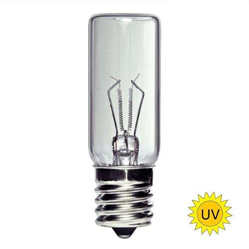 3w 3 Watt Uv Germicidal Light Bulb Lamp Gtl3 E17 Base Ebay
