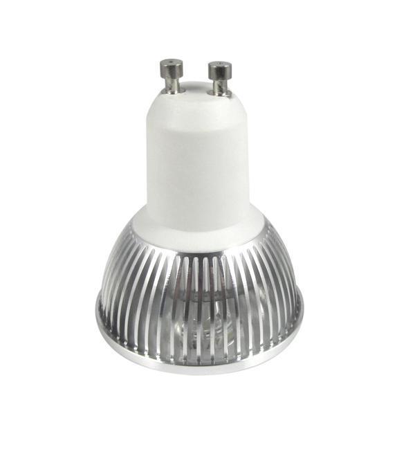 Gu10 Base: LED GU10 Base Bulb Lamp 4W Cool White , Warm White