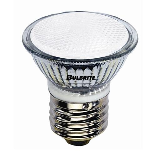 Bulbrite 35w Frosted Dimmable Mr16 Halogen Medium Base