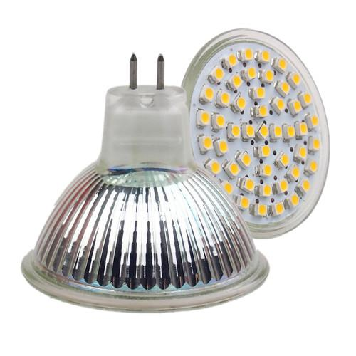 Lse Lighting Led 4w Bulb Mr16 Bi Pin G5 3 Gx5 3 Base 120v