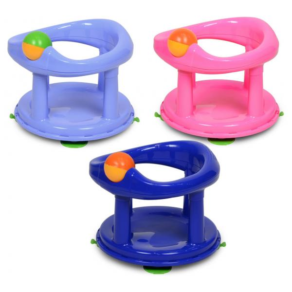 Safety 1st Child Toddler Swivel Bath Support Seat - Pink ...