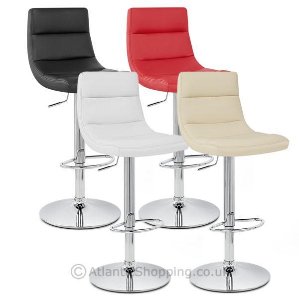 pin d tails sur tabouret chaise de bar design cobra blanc hauteur on pinterest. Black Bedroom Furniture Sets. Home Design Ideas