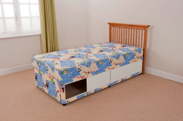 Boys-Childrens-Kids-Football-Bed-Mattress-Rio-Value