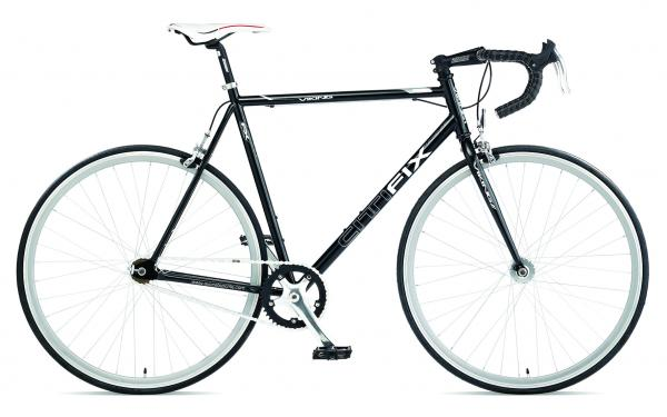 VIKING-CITI-FIX-SINGLE-SPEED-FIXED-WHEEL-FIXIE-ROAD-BIKE-CURL-BARS-56CM-OR-59CM