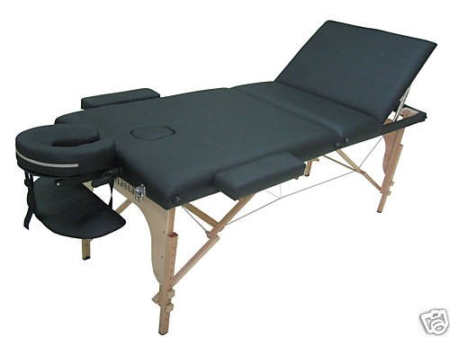 New Portable Reiki Massage Table Tattoo Spa Beauty Facial Bed Supply Chair U3