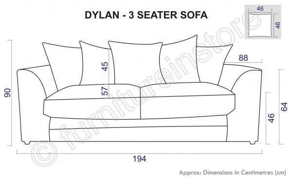 Beautiful Sofa Design: linate 3 seater sofa linate 3 seater sofa ...