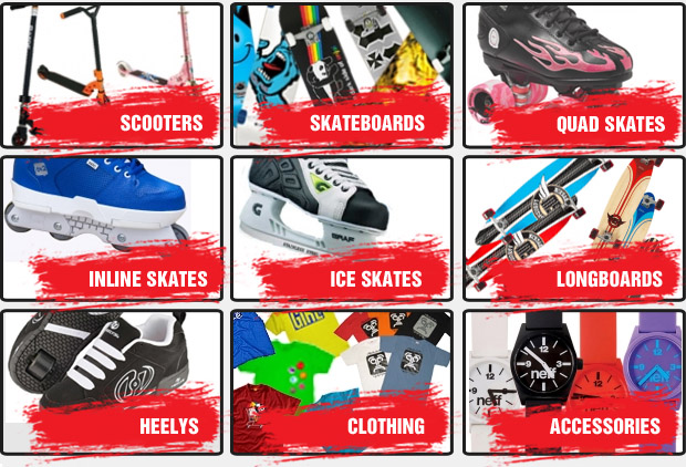 Shops That Sell Heelys Shoes
