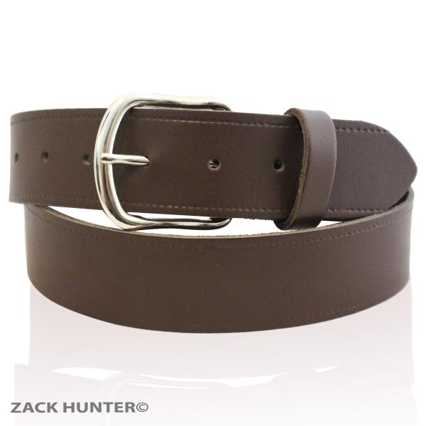 NEW-MENS-REAL-GENUINE-LEATHER-BELT-1-1-25-1-5-WIDE-BELTS-SIZES-26-55