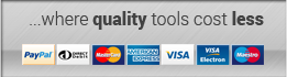 where quality tools cost less