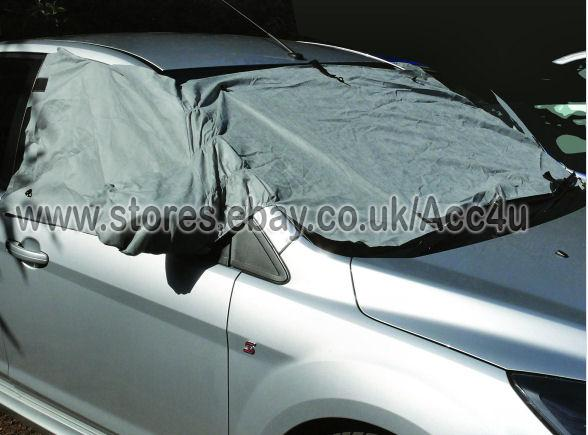 Frost Protection Car Covers