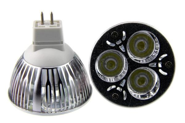 Lse Lighting Mr16 6w Led Dimmable Led 12v Ac Dc 460