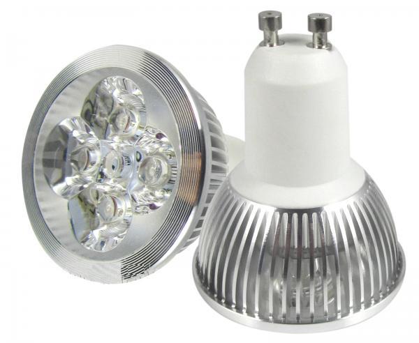 Led Gu10 Base Bulb Lamp 4w Cool White Warm White 50w