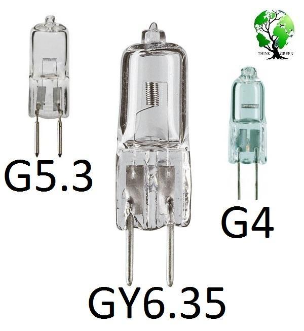 Pack Of 10 Ultra Halogen Bi Pin 12v Volt Replacement Bulb