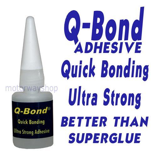 Do It Yourself Home Design: Q Bond Adhesive Super Glue BETTER THAN SUPERGLUE Ultra