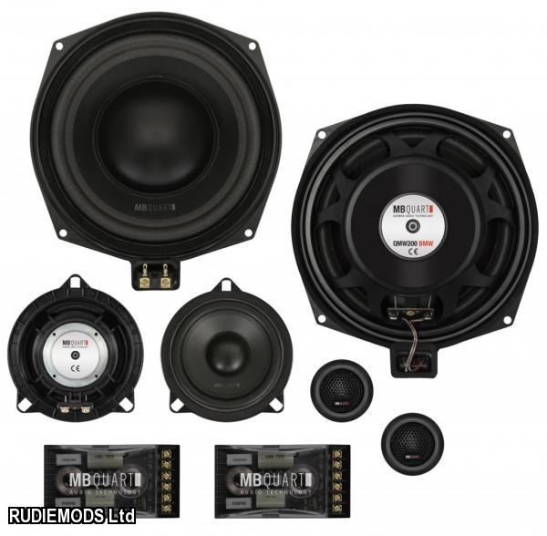 mb quart qm200 3bmw 3 way component speakers to fit bmw 3. Black Bedroom Furniture Sets. Home Design Ideas