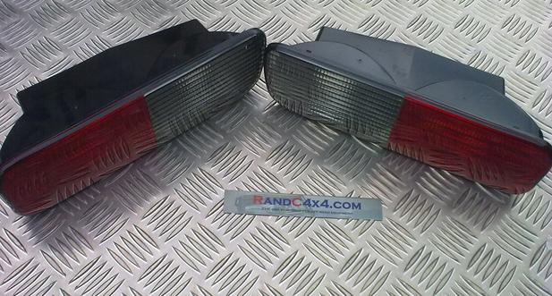 Land Rover Discovery 2 Rear Bumper Fog Reverse Lamp