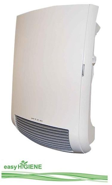 Mistral Hyco Wall Mounted Bathroom Electric Fan Heater 1