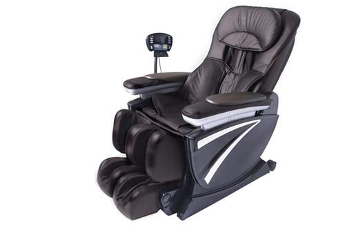 Full Body Zero Gravity Shiatsu Brown Massage Chair