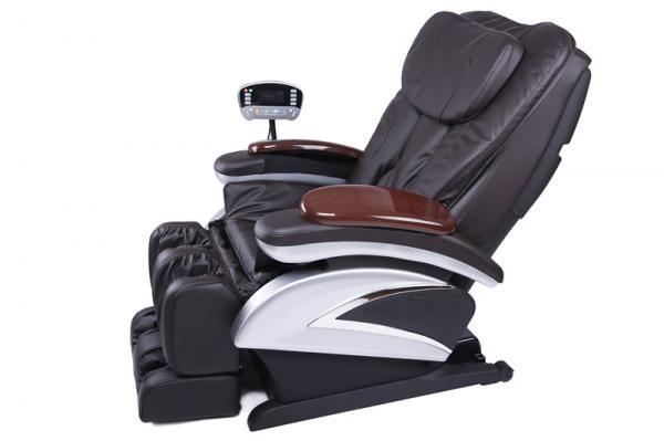 New Full Body Shiatsu Massage Chair Recliner W Heat