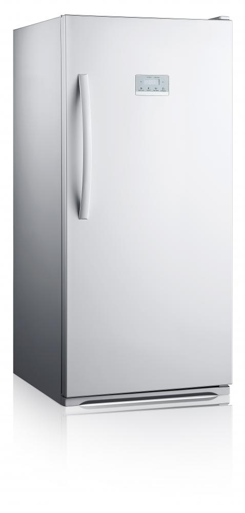 New Midea Upright Deep Freezer 13.7 cu ft Dorm Apartment School ...