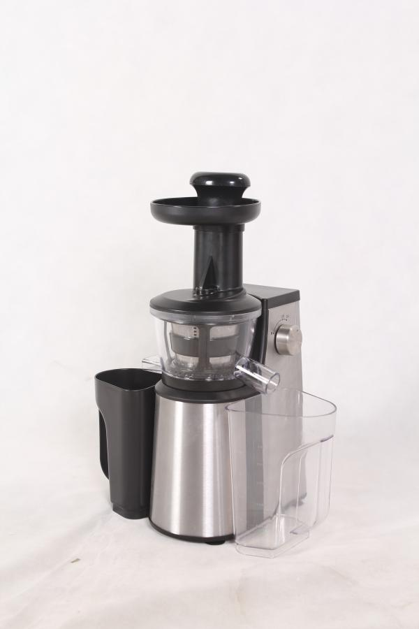 Brands Of Slow Juicer : Brand New Stainless Steel 250W Slow Juicer SlowJuicer w ...