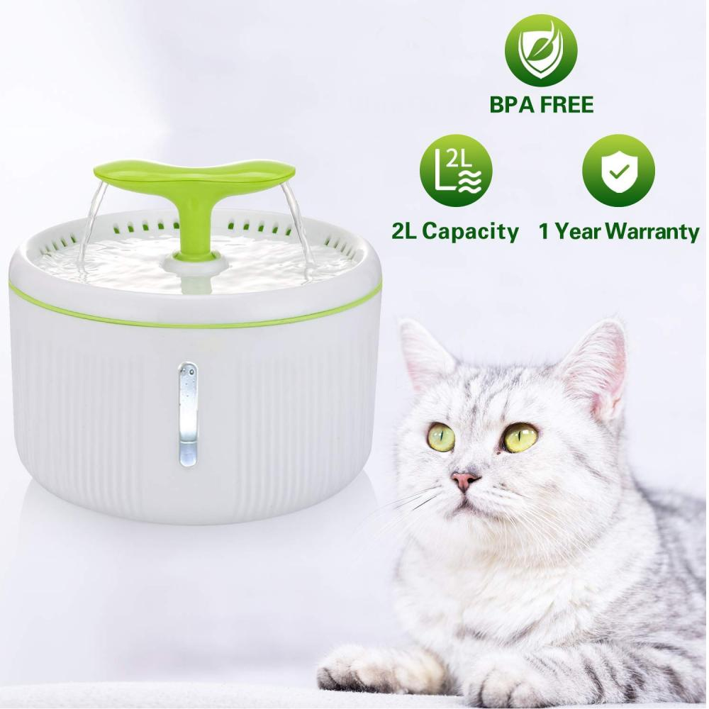 pet friend deluxe cat fountain image